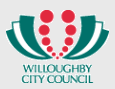 Willoughby council.